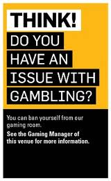 Self exclusion pokies nsw gambling double up