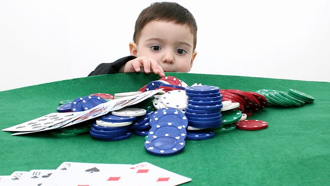 Child gambling online casino roulette minimum bet